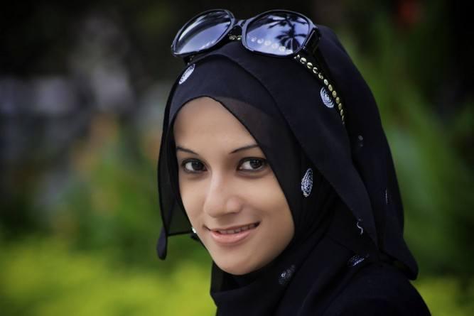 Muslim woman dating